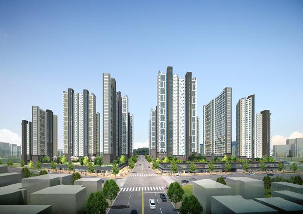 하남'스타포레' 2차 광고